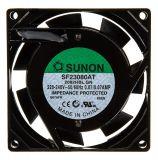 Вентилатор, 230VAC, 80x80x25mm, с лагер, 30.6m3/h, SF23080AT2082HBL.GN