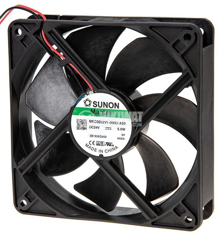 Вентилатор MEC0252V1-000U-A99 - 2