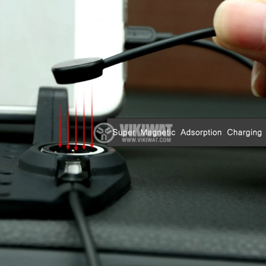 Remax RM-CS101 Super Flexible Car Holder with Charging Output for Dashboard   - 6