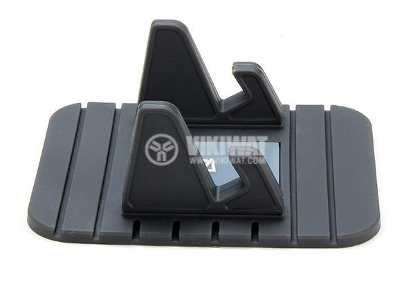 REMAX Fairy Mobile Phone Holder for Car Home Travel Office Black - 3