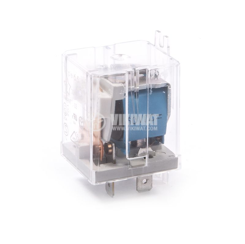 Electromagnetic relay, P17, 60VDC, 30A, 1NO, 250VAC - 1