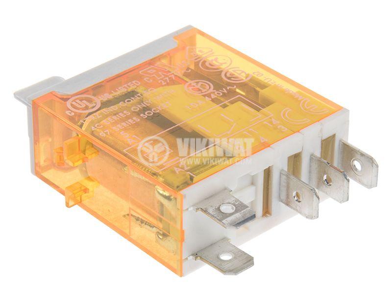 Electromagnetic relay 46.61.8.230.0040, 30VDC, 230VAC, 16A, SPDT - 3
