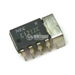 Интегрална схема uPC1212  аудио усилвател - 1