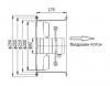 Axial Duct Fan, VL-2E-200, F200mm, 220VAC, 70W, 1080m3 / h - 3