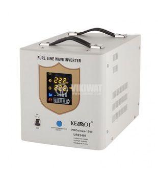 UPS с акумулатор за парно - 1