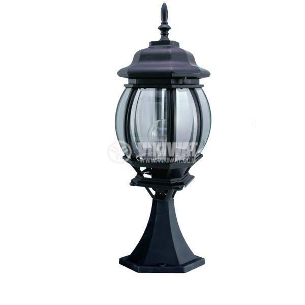 Градинска лампа Pacific Big 03, Е27, стояща - 1