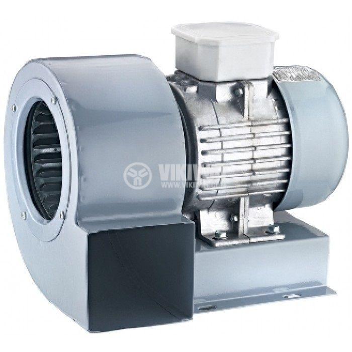 "Вентилатор, промишлен OBR 140M-2K, 230VAC, 225W, 1100m3/h, тип ""охлюв"" с изнесена турбина - 1"