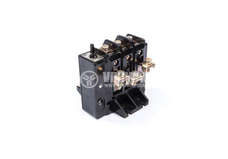 РТБ термична токова защита, 40-63А/500VAC, TSA63 - 1