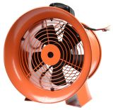 Fan, industrial, axial Ф250mm, 220VAC, 130W, 1850m3 / h, VP-2E-250