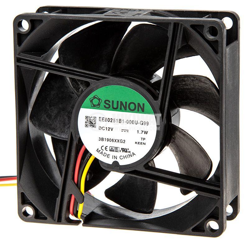 Вентилатор EE80251B1-000U-G99 - 2
