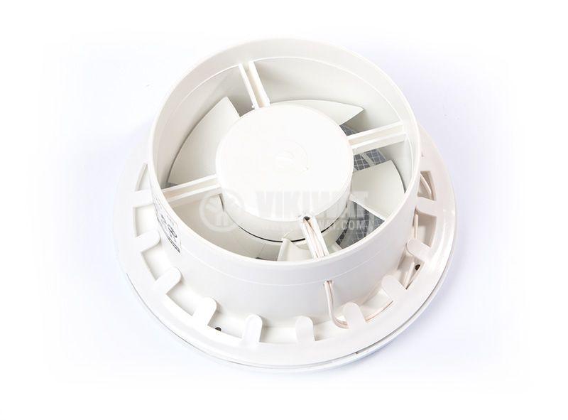 Fan MM120, ф120mm, 230 VAC, 18 W, 150 m3/h (88.29 Cfm)  - 3