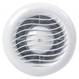 Bathroom Fan 100 mm 230VAC, 11W, 95 m3/h (55.9 Cfm)
