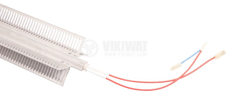 Heater for convection oven, 220VAC, 2000W, 650x100x60mm - 2