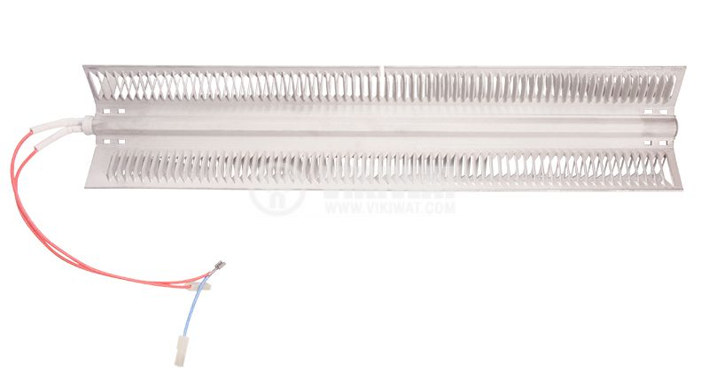 Heater for convection oven, 220VAC, 1500W, 500x100x60mm - 1