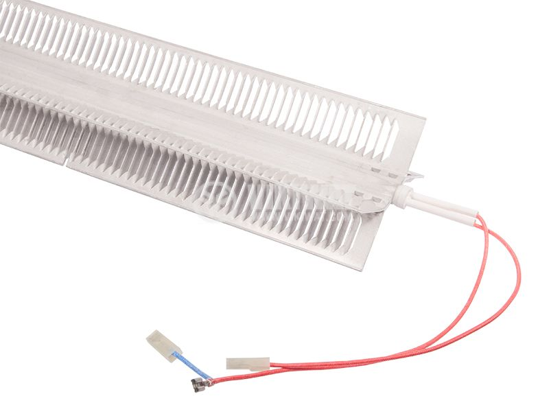 Heater for convection oven, 220VAC, 1500W, 500x100x60mm - 2