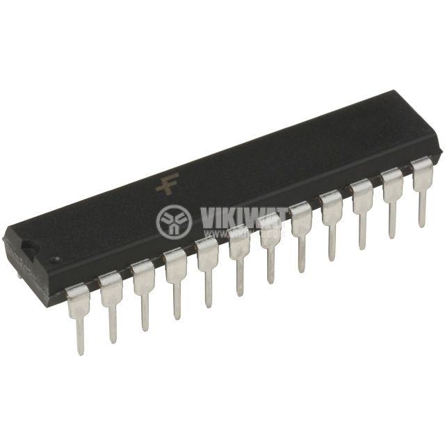 Интегрална схема  uPC1363 електронен канален превключвател  - 1