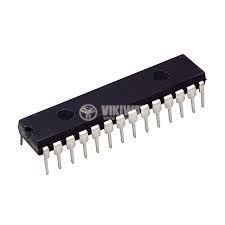 Интегрална схема uPC1364 SECAM декодер
