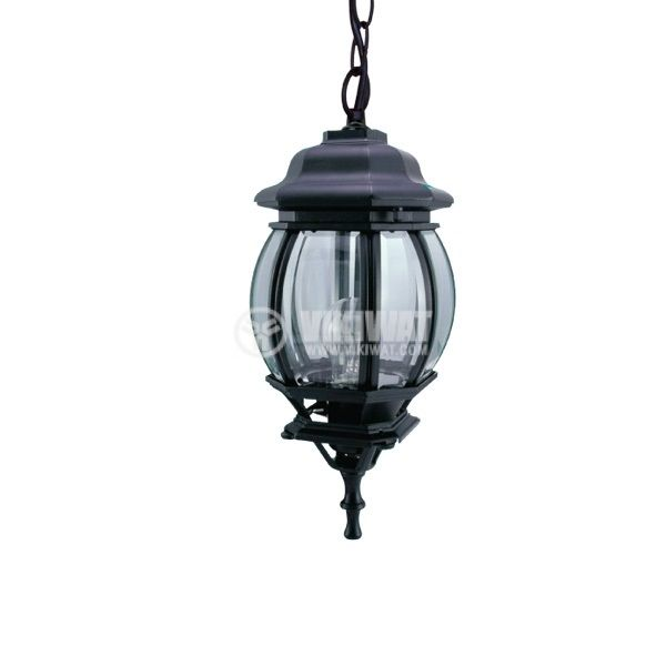 Garden lighting fixture Pacific Big 04, E27, hanging - 1