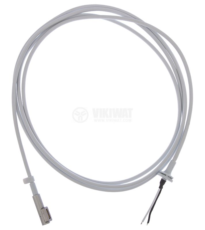 Power cable MagSafe1 for Apple Macbook laptops, 90W, 1.8m - 1