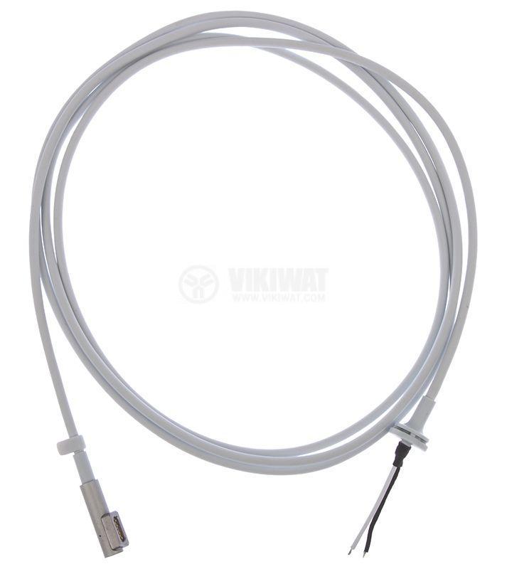 Захранващ кабел MagSafe1 за Apple Macbook лаптопи, 90W, 1.8m - 1