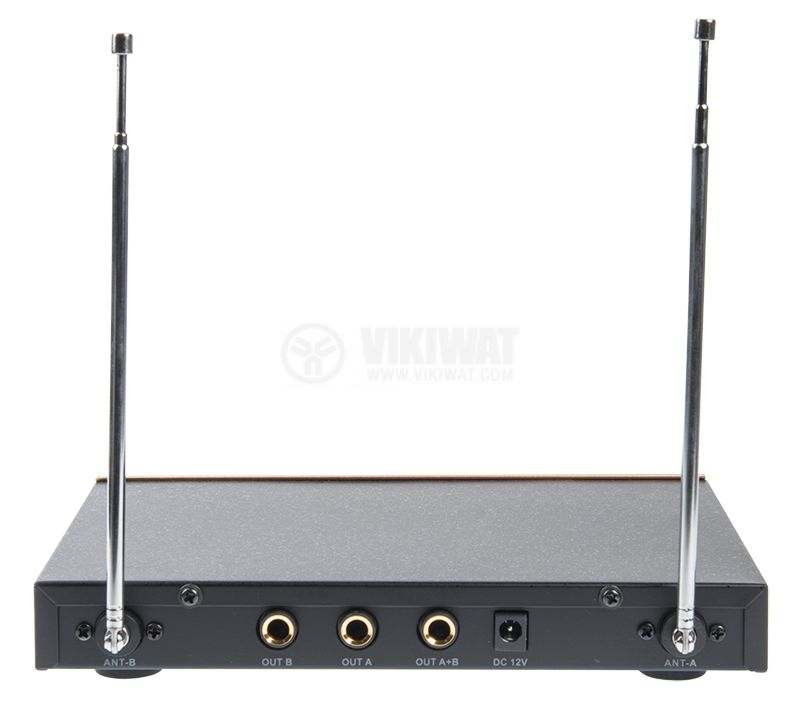 Professional wireless microphones and receiver KM388 - 3