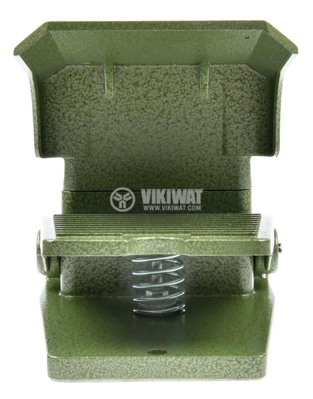 Foot switch, TFS-302, SPDT, 15 A / 250 VAC - 3