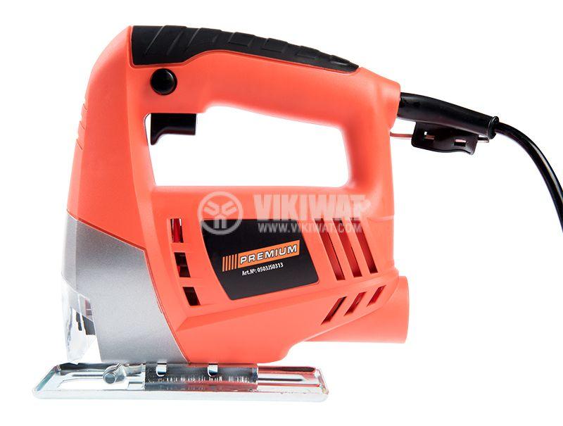 Jig Saw Premium, 350W, 3000RPM, 230VAC - 1