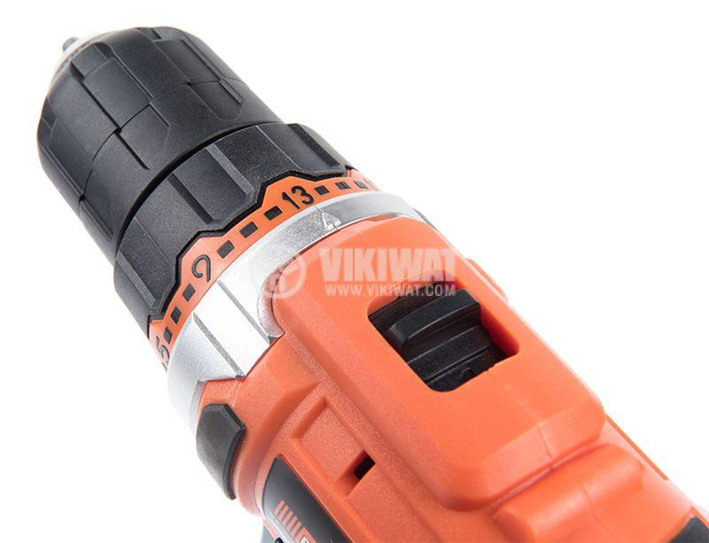 Rechargeable drill 0503-LCD-PROFI, 18V, 1.5Ah, Li-ion - 3