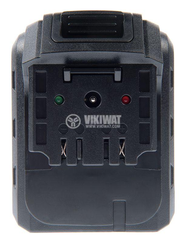 Rechargeable drill 0503-LCD-PROFI, 18V, 1.5Ah, Li-ion - 5