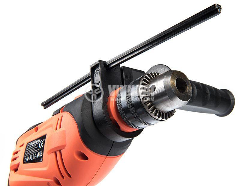 Impact drill 0503ID0716, 750W, 0-2800RPM, 230VAC - 5