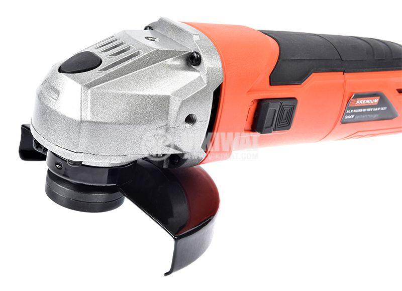 Angle grinder 0503AGB-001-900-B, 900W, 0-11000RPM, 230VAC - 5