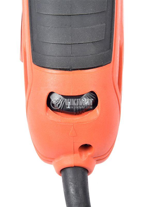 Angle grinder 0503AGB-001-900-B, 900W, 0-11000RPM, 230VAC - 7