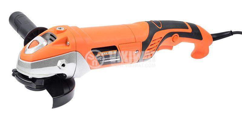 Angle grinder 0503AG120023, 1200W, 0-12000RPM, 230VAC - 1