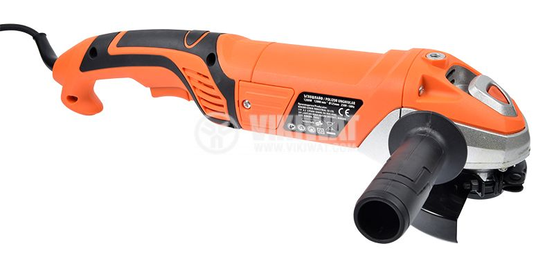 Angle grinder 0503AG120023, 1200W, 0-12000RPM, 230VAC - 2