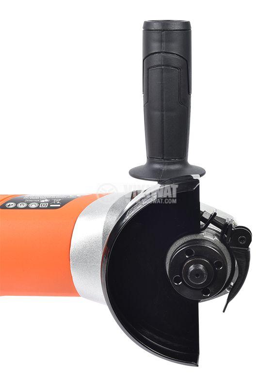 Angle grinder 0503AG120023, 1200W, 0-12000RPM, 230VAC - 4