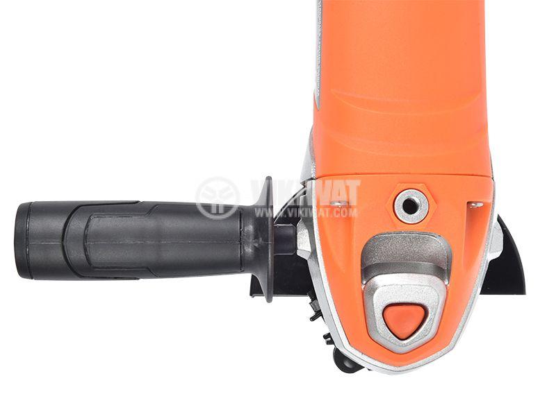 Angle grinder 0503AG120023, 1200W, 0-12000RPM, 230VAC - 5