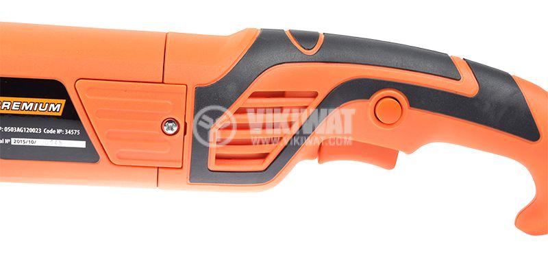 Angle grinder 0503AG120023, 1200W, 0-12000RPM, 230VAC - 6