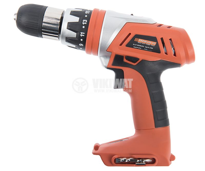 Rechargeable drill 0503MLCD36, 18V, 0-1200RPM - 1