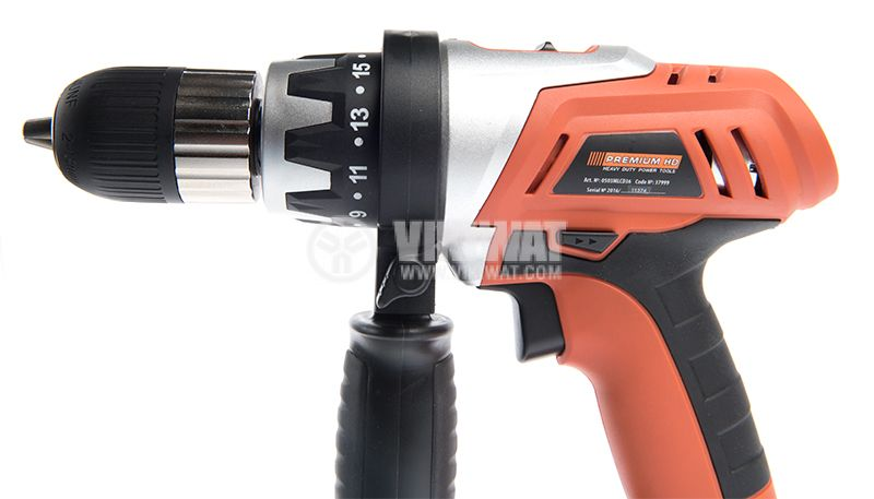 Rechargeable drill 0503MLCD36, 18V, 0-1200RPM - 3