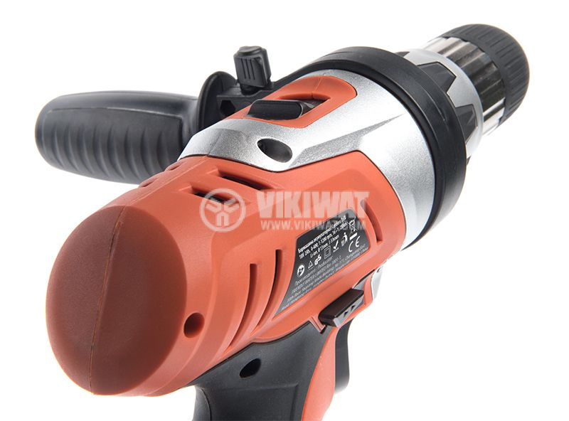 Rechargeable drill 0503MLCD36, 18V, 0-1200RPM - 6