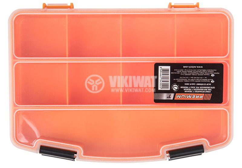 Tool box 7'', 197х140х34mm - 1