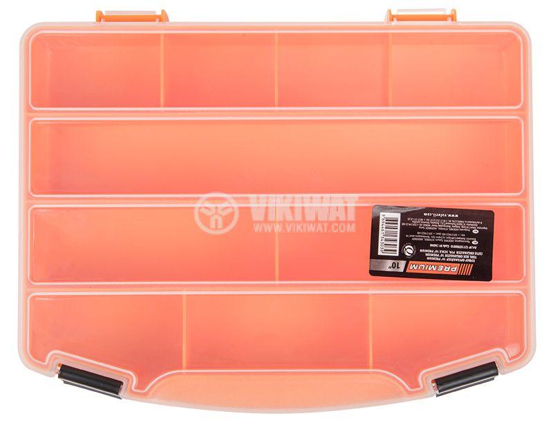 Tool box 10'', 253х200х42mm - 1