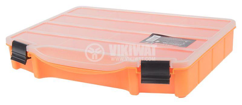 Tool box 10'', 253х200х42mm - 2