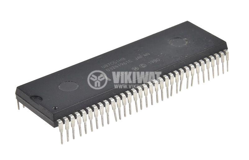 Микроконтролер U87C51HB, 8 Bit control oriented Microcomputer