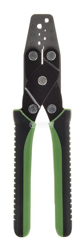 Pliers NB-CRIMP-SEAL02, for crimping of cable connectors 0.35-3mm2, 3.45ф-4.25ф - 1