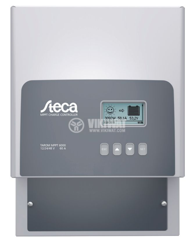 Контролер за соларни системи Tarom MPPT 6000-S 60A 12V / 24V /48V