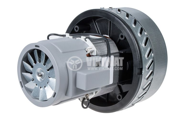 Motor for vacuum cleaners - 3