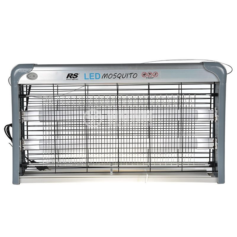 Устройство против насекоми, комарник 2x2W LED - 1