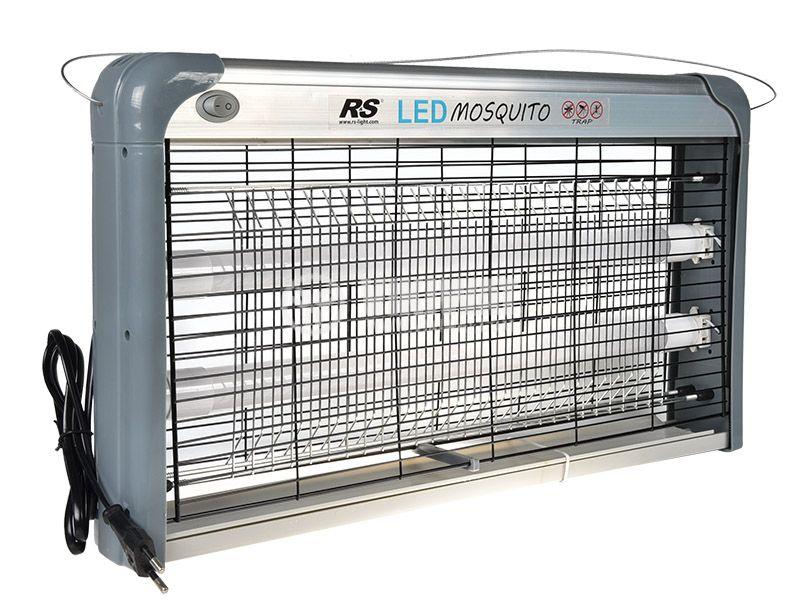 Устройство против насекоми, комарник 2x2W LED - 2