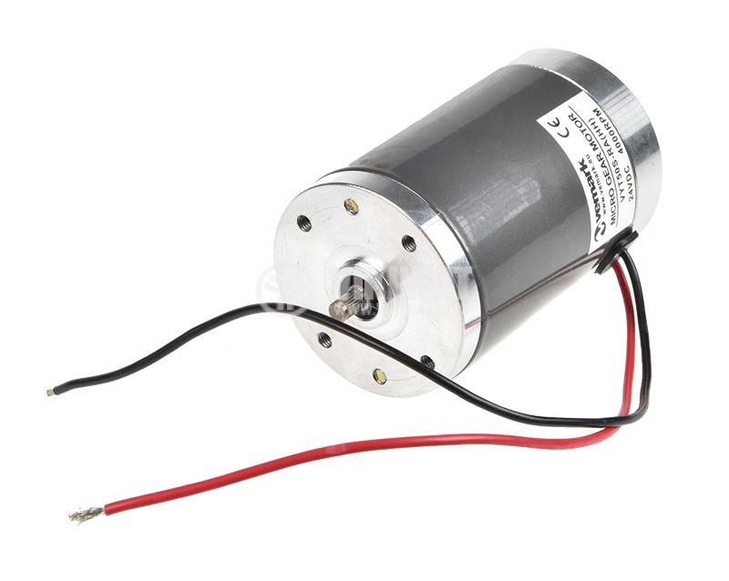 Електродвигател постояннотоков, 24VDC, 4000rpm, VYT50S-RA(HH) - 1